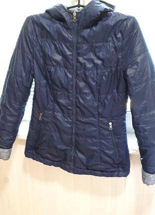 Двустороняя куртка для беременных и слингомам 3 в 1