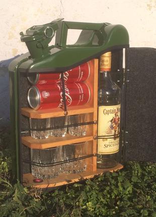 Канистра - бар 5 и 10 литров
