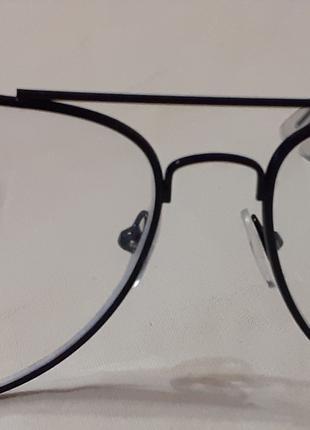 Очки с диоптриями -2,0
