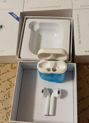 Беспроводные Bluetooth стерео наушники i12 TWS сенсорные