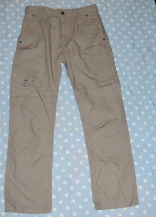 Летние брюки 12-13лет