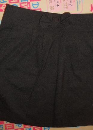 Школьная форма юбка bhs 8-9 лет