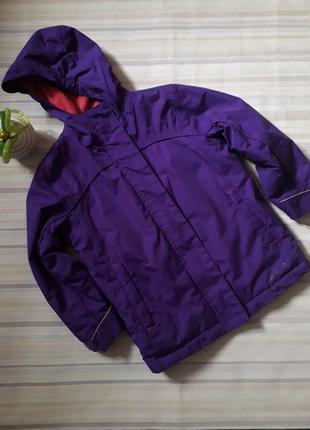 Куртка, курточка на флисовой подкладке