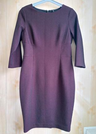 Шикарное платье делового стиля