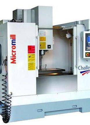Фрезерный станок Buffalo MM-800 с ЧПУ Siemens 828D- лизинг 1010 е
