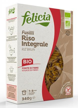 Макароны Безглютеновые, Рисовые Макароны, Felicia Pasta, Organic