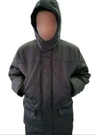 Куртка рабочая зимняя, продажа утеплённых комбинезонов