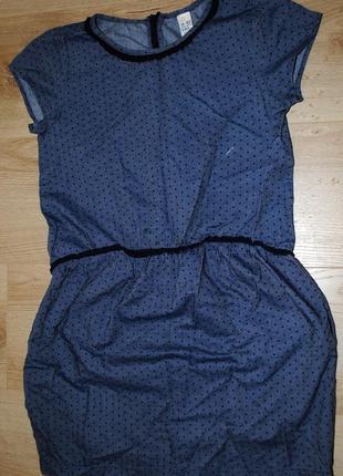 Zara платье 9-10 лет
