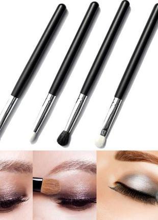 Кисти для макияжа кисти для теней набор из 4 шт probeauty