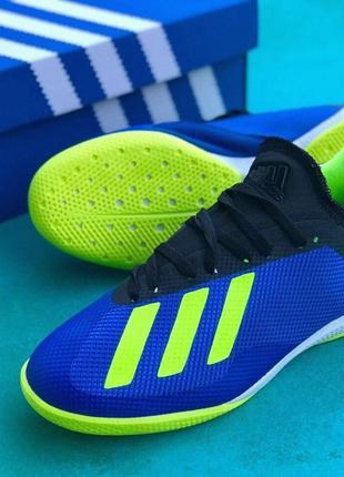 Футзалки Adidas X 19.3 IN 39-45