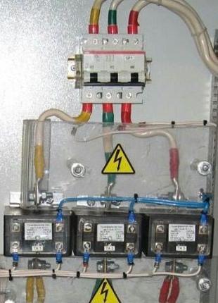 Замена и монтаж трансформаторов тока!