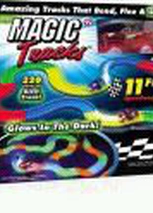 Автомобильный гоночный трек Magic Tracks 220 деталей R189215