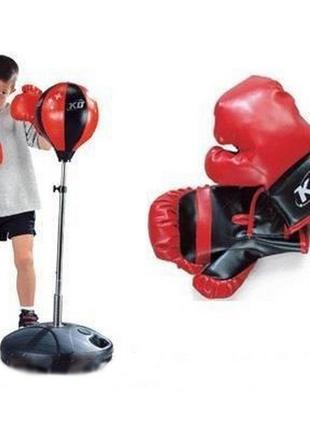 Боксерский набор боксерская груша и перчатки 90-110