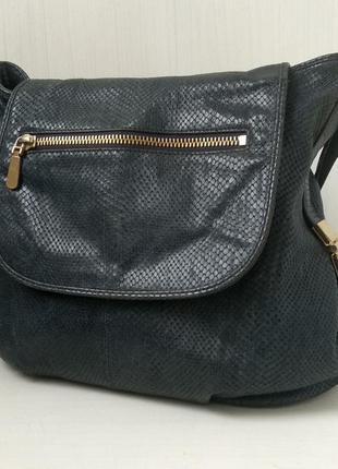 Большая симпатичная кожана сумка vince camuto