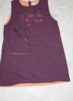 Шикарное платье-сарафан ф.obaїbі для девочки 1,5/2,5года ,отли...