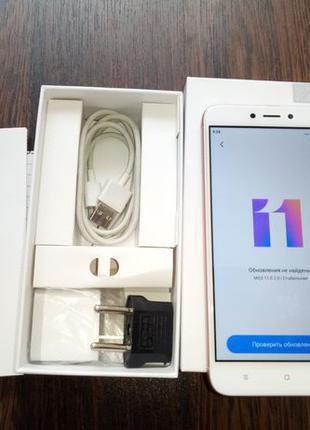 Смартфон Xiaomi REDMI 4Х 2/16GB