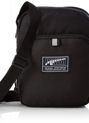 Мужская сумка мессенджер через плечо puma.Барсетка adidas/Nike.
