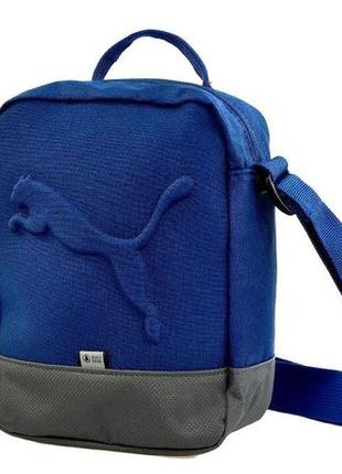 Сумка через плечо,мессенджер Puma portable.Барсетка(adidas/Nik...