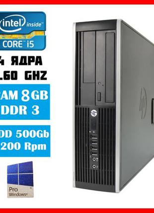 Комп'ютер HP 8300 sff /Intel Core i5 3470 3,6Ghz /RAM 8GB/HDD ...