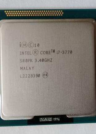Процессор Intel Core i7 3770 (Ivy Bridge LGA 1155)