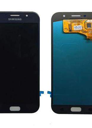 Samsung Galaxy A7 A710 A720 Oled Модуль Екран Тачскрин Дисплей...