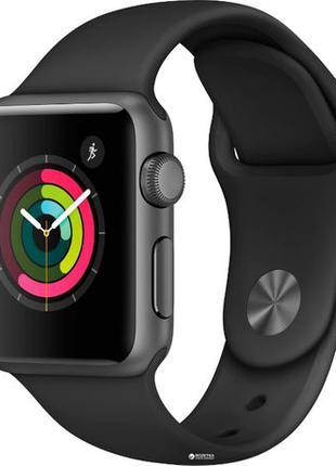 Новые Apple Watch Series 1 38mm Space Gray MP022
