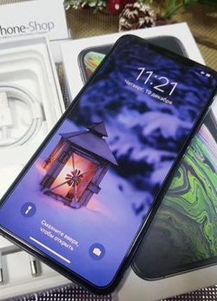 Apple iPhone Xs Max 64Gb. Space Gray ( neverlock ) Идеал, от м...
