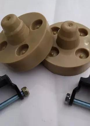 Проставки Golf 4 задние (комплект) под амортизатор и под пружину