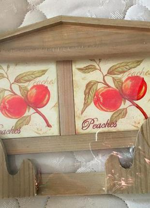 Вешалка для бумажных полотенец