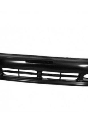 Передній бампер Daewoo Lanos / Sens 98 - чорний, без шини (FPS) 9
