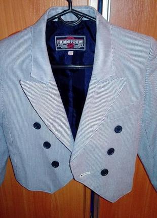 Супер стильный пиджак на мальчика 3_5 лет
