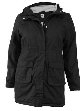 Куртка парка на девочку французского бренда la halle, 7-8 лет,...