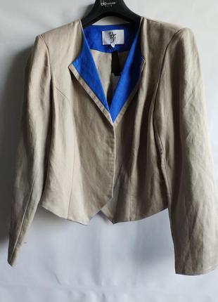 Укороченный  женский блейзер пиджак  датского бренда vero moda,м