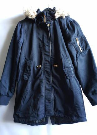 Детская подростковая куртка парка шведского бренда h&m    сток...