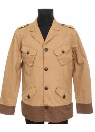 Мужская куртка тренч французского бренда promod, m, сток европ...