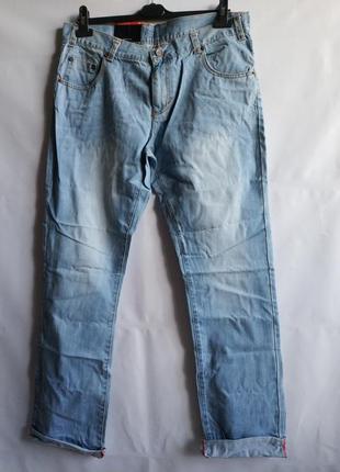 Мужские  джинсы    французского бренда promod  сток из европы