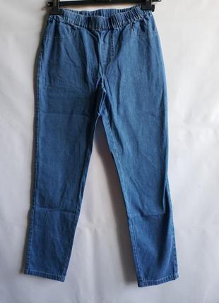 Женские  штаны  джинсы    сток из европы, s-m,