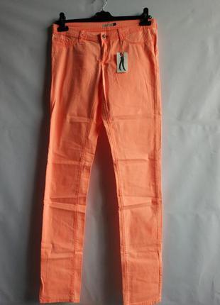 Женские брюки штаны с эффектом пуш-ап  итальянского бренда  am...