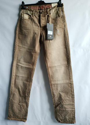 Мужские подростковые джинсы французского бренда benson&cherry ...