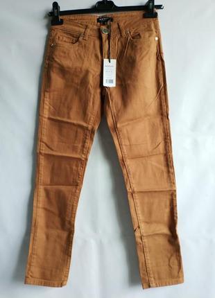 Женские  джинсы   французского бренда morgan    сток из европы...