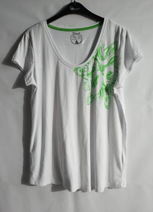 Качественная женская футболка немецкого бренда crivit   сток и...