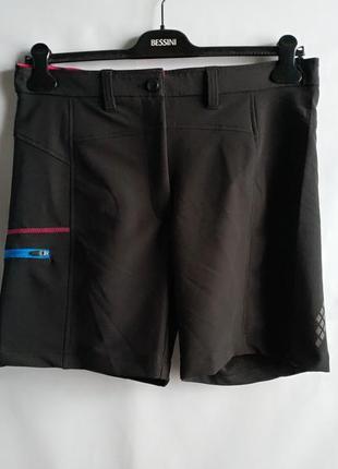 Женские велосипедные шорты 2 в 1 немецкого бренда  crane  , м