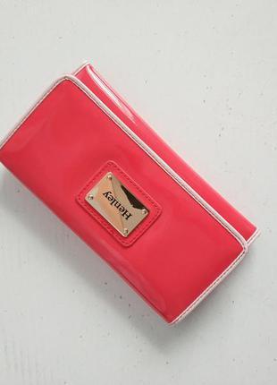 Качественный женский кошелёк  henley, сток из европы, нюанс
