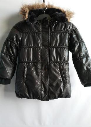 Распродажа! детская деми куртка французского бренда naf naf, 5...
