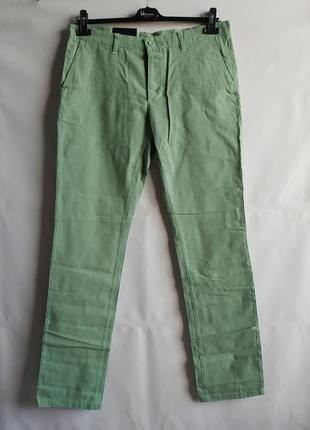 Мужские подостковые штаны джинсы французского бренда promod