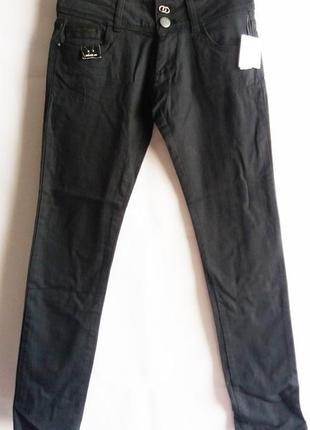 Женские джинсы итальянского бренда alcott, s-m