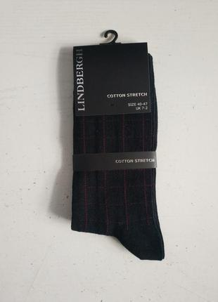 Классические мужские носки датского бренда lindbergh, 40-47
