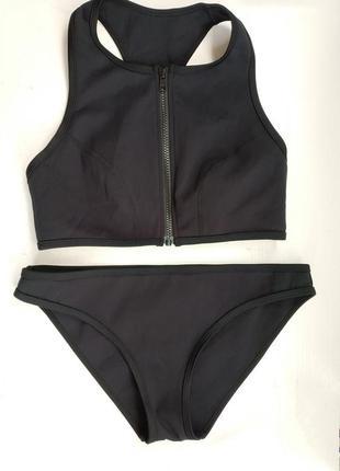 Женский купальник пляжный костюм  , сток из европы, xs-s