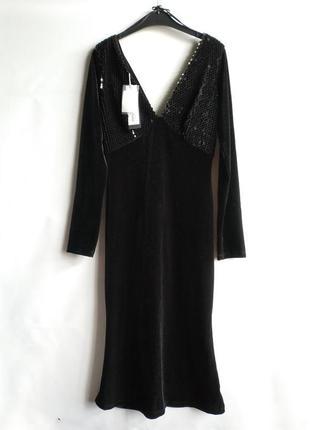 Вечернее женское платье итальянского   бренда rinascimento, xs-s