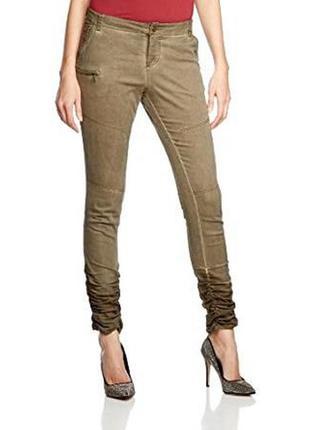 Женские брюки скинни датского   бренда b.young, xl